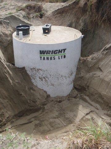 10,000L Water Tank